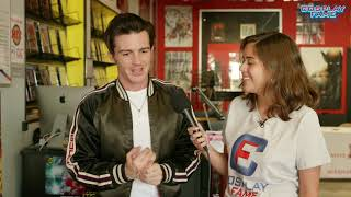 Our interview with Drake Bell