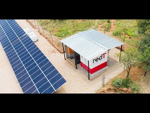 redT at heart of solar mini grid in South Africa | redT energy storage