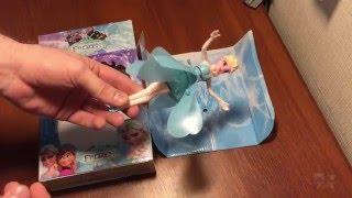 Посилка з Китаю №56. Іграшка - Літаюча фея (Flying fairy), розпакування + тест.