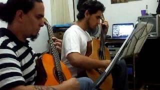 Partita fur zwei Gitarren von Joseph Kronsteiner PRAELUDIUM