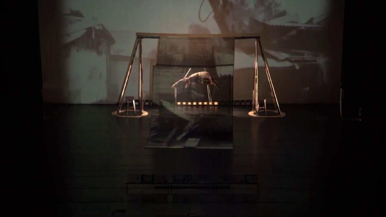 圓劇團 當代馬戲 《如果你還在》 - YouTube