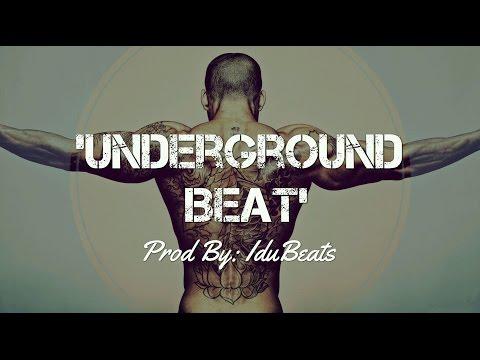 Beat de hip hop/RAP Underground ¡GRATIS! (con link de Descarga)  (Prod. by: IduBeats)