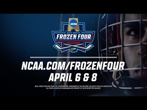 NCAA Frozen Four / Apr. 6 - 8, 2017 / United Center, Chicago