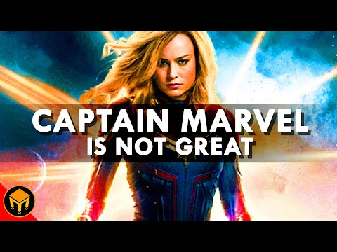 Why Captain Marvel Does NOT WORK | Analysis