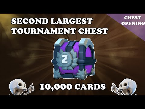 [Chest Opening] Clash Royale | 10,000...