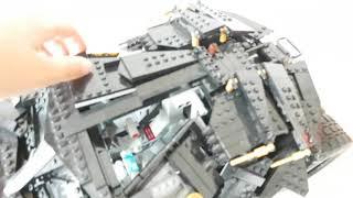 Обзор на Лего тумблер 76023