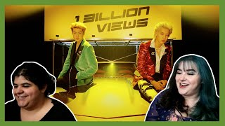 "Baixar EXO-SC (세훈&찬열) ""1 Billion Views"" (Feat. MOON) MV REACTION"