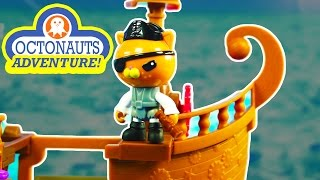 The Octonauts Halloween Adventure The Haunted ShipWreck