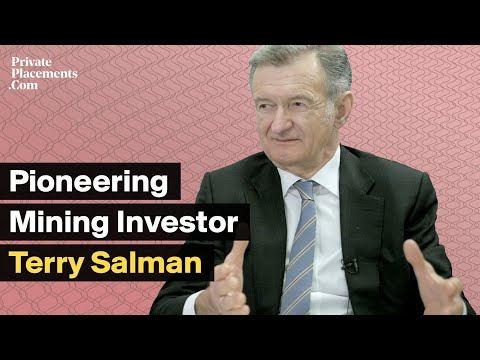 Mining Icon Terry Salman On His Proven Investing Strategy And Commitment To Civic Duty