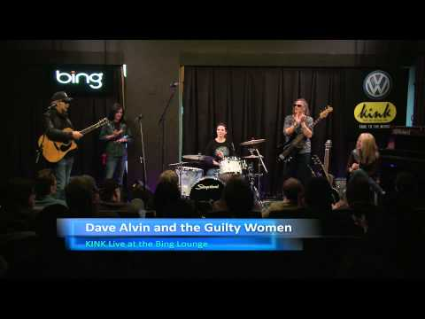 Dave Alvin & The Guilty Women - Interview (Bing Lounge)