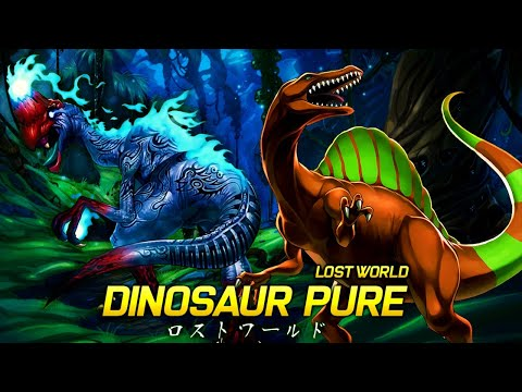 DECK Dinosaur Pure