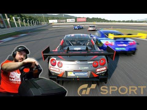 Достойная гонка на выносливость в онлайне | Fuji GP в Gran Turismo Sport thumbnail