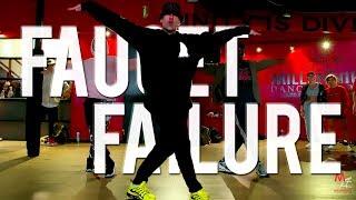 Ski Mask The Slump God - Faucet Failure Choreo by Anze