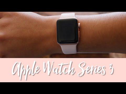 Apple Watch Series 3 Unboxing   Tech Videos   Kayla's World