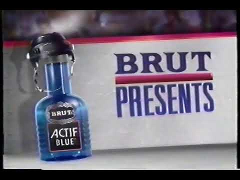 Brut Presents NHL Hockey Week - early February 1995;