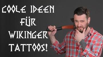 Wikinger Tattoos Bedeutung - was steckt hinter den nordischen Symbolen?