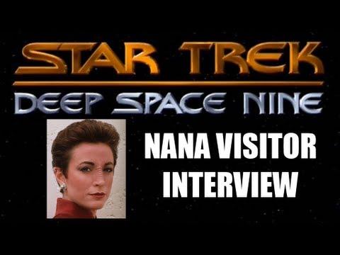 Nana Visitor   Star Trek Deep Space Nine & Family Guy