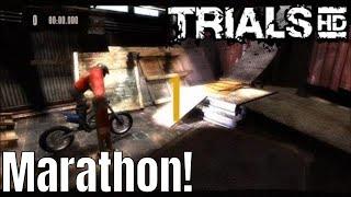 Trials HD - Marathon Achievement