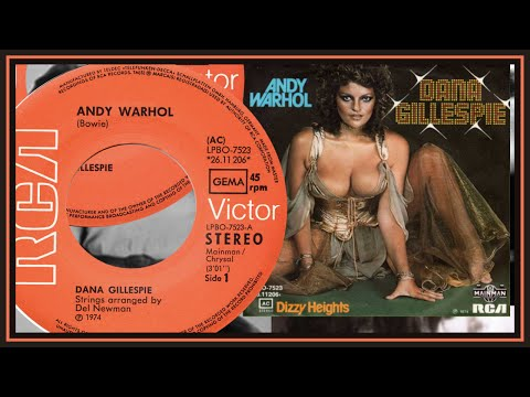 Dana Gillespie - Andy Warhol [Bowie] [RCA Victor LPBO-7523] 1974