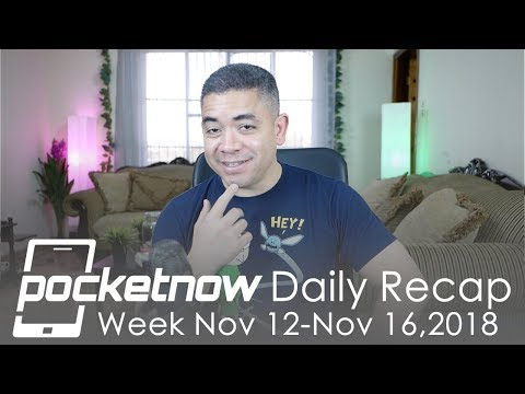 Galaxy S10's Display comments, Galaxy F rumors & more - Pocketnow Daily Recap