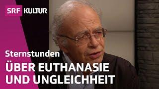 Peter Singer – Der Weltverbesserer unter den Philosophen (Sternstunde Philosophie, 24.05.2015)