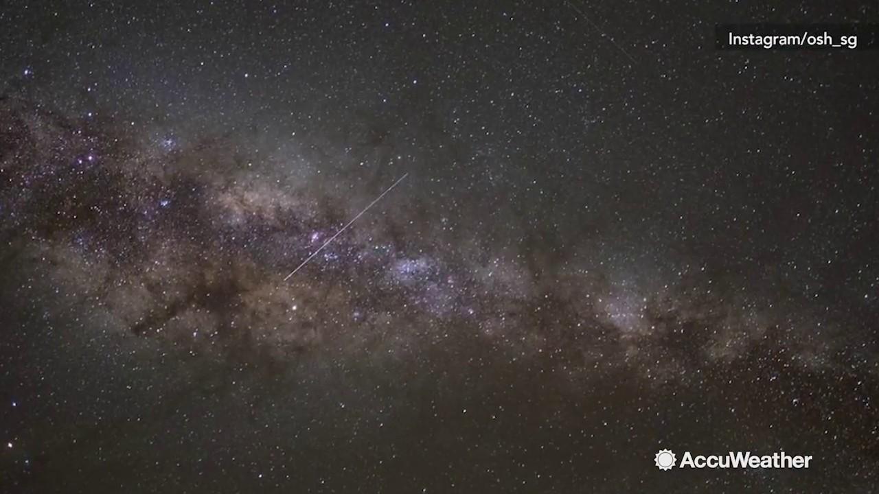 Eta Aquarids meteor shower 2020: Australians told to look to the ...