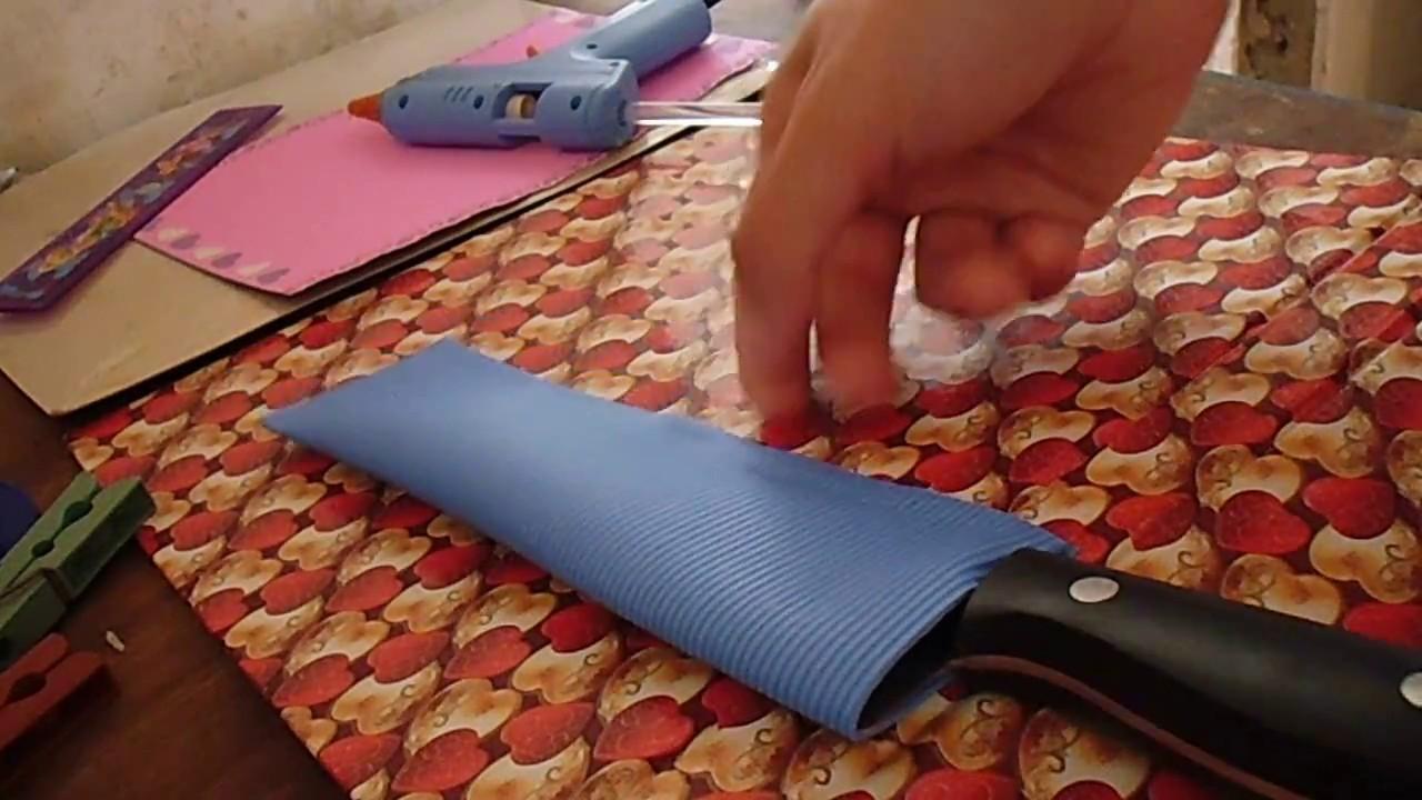 Funda para cuchillo de cocina chef cocinero youtube for Cuchillos de cocina