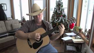 1020 - Amarillo By Morning - George Strait cover with chords and lyrics