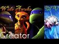 RE UPLOAD Wide Awake Madagascar FROZEN TMNT 2012 Red Mix MV mp3