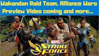 Newest Dev Update and Datamine | Marvel Strike Force | MSF