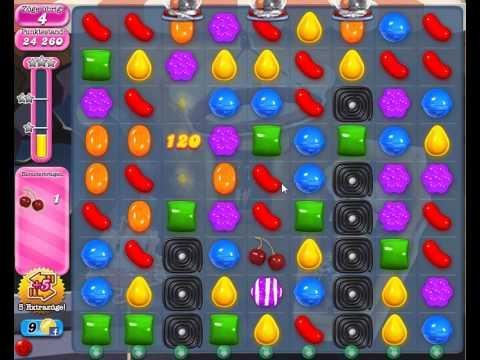 Candy Crush Saga Level 225