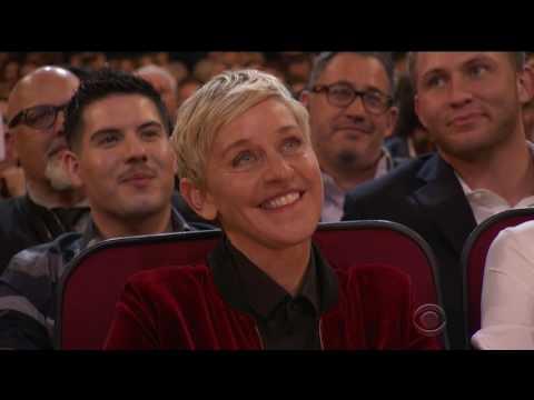 Ellen DeGeneres Peoples Choice Record 1 18 17
