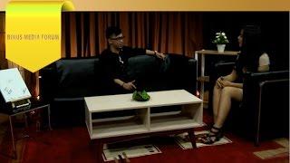 BINUS MEDIA FORUM - Ryan Maulana Rizky - Peran Music Director dalam Membentuk Genre OZ Radio
