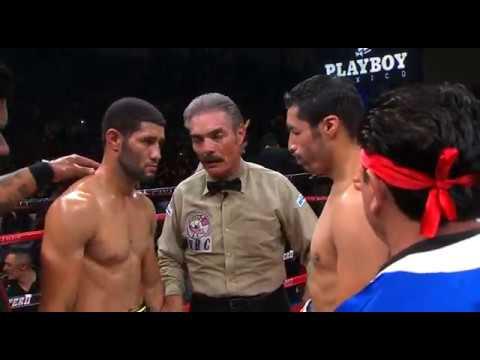 Jhonny González vs Irving Berry