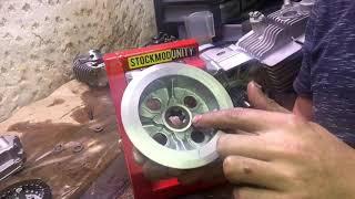 preparation moteur mbf 160 yx parts3