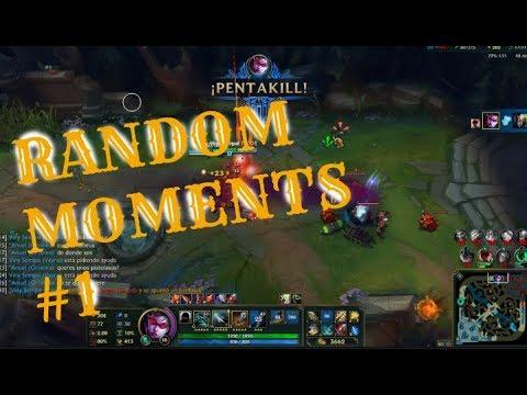 Random Moments #1