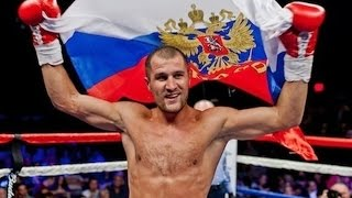 "Sergey ""Krusher"" Kovalev Highlights (including Bernard Hopkins)"
