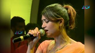 Mamtha Mohandas - Fusion | Live Stage Performance