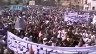 اغنية الثورة السورية ابراهيم قاشوش ياعيني ويا روحي
