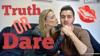 I DARED HER TO KISS ME *Truth or Dare*