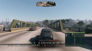 Mafia 3 PC Gameplay on 750 Ti (Driving)