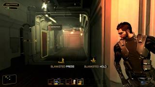 Deus Ex: Human Revolution - PC Gameplay - Max Settings - GTX 460 - i5 2500k