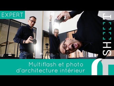 Comment éclairer une photo d'interieur au multiflash