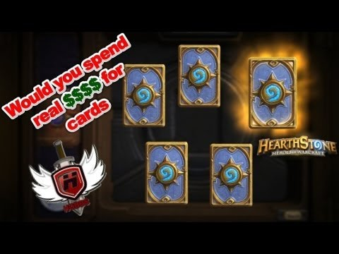 how to buy hearthstone cards cheaper