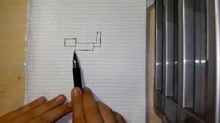 Как рисовать животных по клеточкам.(, 2014-07-30T13:34:32.000Z)