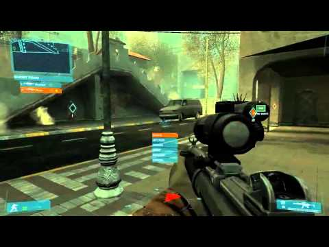 Tom Clancy's Ghost Recon Advanced Warfighter [PC]: NORAD on the line