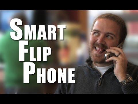 Smart Flip Phone