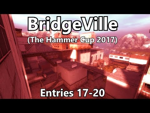 BridgeVille Entries 17-20