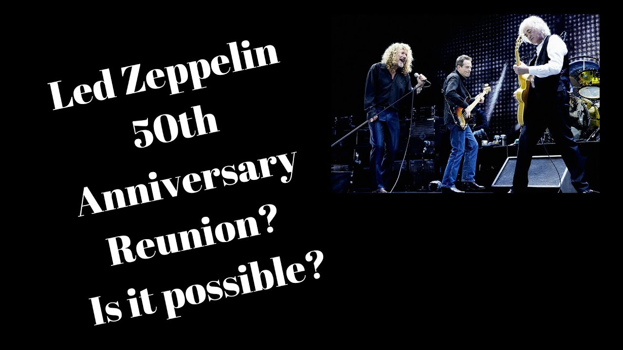 led zeppelin 50th anniversary reunion tour youtube. Black Bedroom Furniture Sets. Home Design Ideas