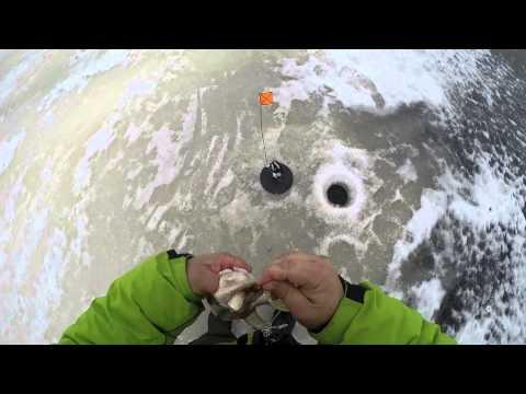 зимняя рыбалка 2 жерлица